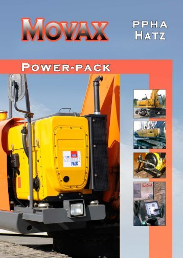 Power-pack - Movax