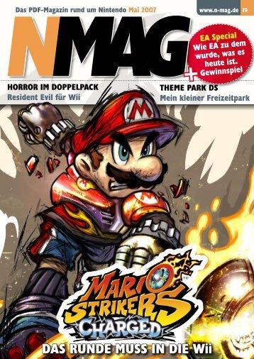 DaS ruNDe muSS IN DIe Wii - Nintendo-Power