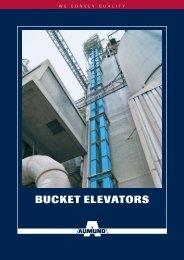 AUMUND Bucket Elevators