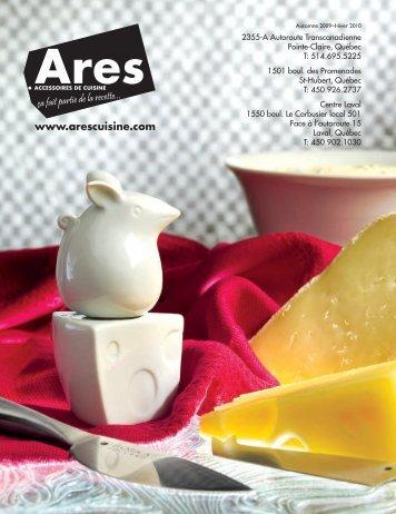 CADEAU! - Ares Cuisine