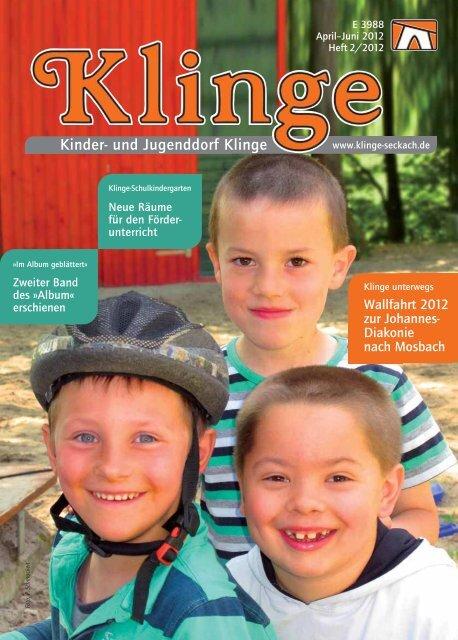Klinge unterwegs - Kinder- und Jugenddorf Klinge, Seckach