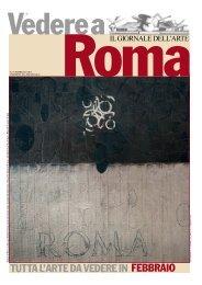 317 VED Roma - Il Giornale dell'Arte