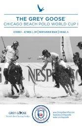THE GREY GOOSE® - Miami Beach Polo