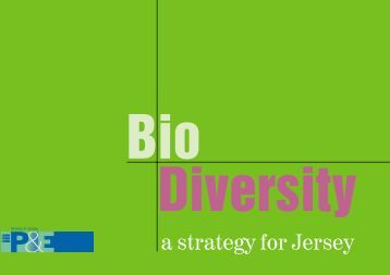 Biodiversity: a Strategy for Jersey (1 mb) - States of Jersey