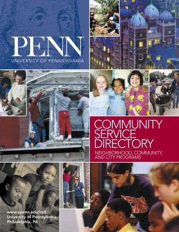 Download UPENN_CSD.pdf - University of Pennsylvania