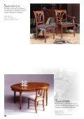 Tisch- Und Stuhlkollektion - Stilmöbel Peter Leu - Seite 6