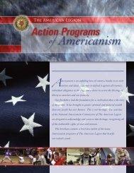 Action Programs - The American Legion of Iowa