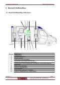 Handbuch Kofferaufbau Ambulanzfahrzeuge - System-Strobel - Seite 7
