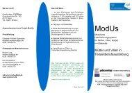 Flyer für Betriebe - CJD Bonn