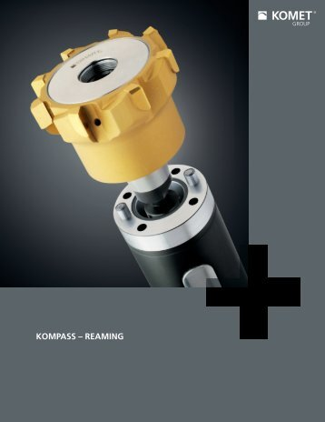 Reaming Tools Catalog - Komet