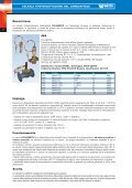 Valvola d'intercettazione del combustibile ... - WATTS industries - Page 2