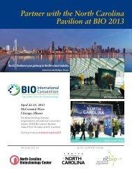 3500 - North Carolina Biotechnology Center