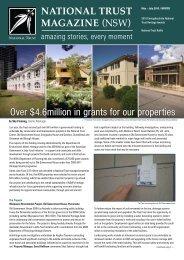 4.6 Million for Grants - NSW