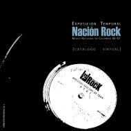 Nación Rock - Museo Nacional