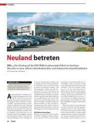 Neuland betreten EDV - T-Systems