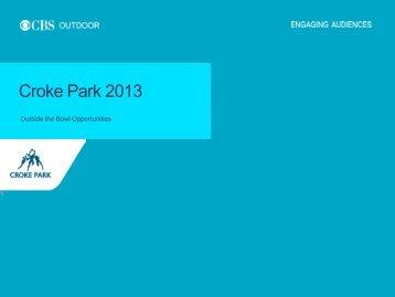 Pack 1 - Croke Park