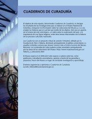 Créditos - Museo Nacional