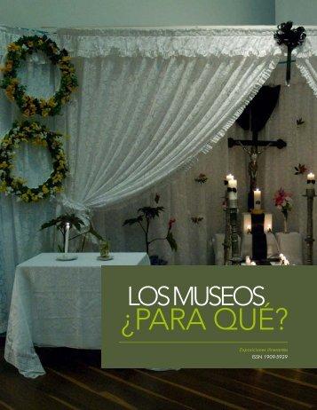Los museos, ¿para qué? - Museo Nacional
