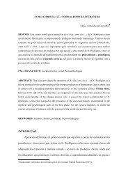JORNALISMO & LITERATURA, Fábio Almeida de Carvalho - UFF