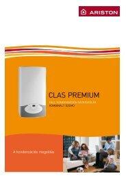 Ariston Clas Premium Kondenzációs Fali Gázkészülék