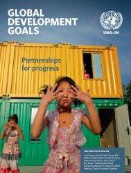 Global Development Goals 2014