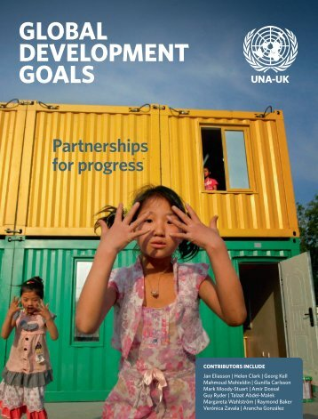 Global Development Goals 2014