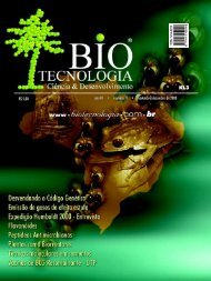 R$ 5,00 ano III • número 17 • novembro/dezembro ... - Biotecnologia
