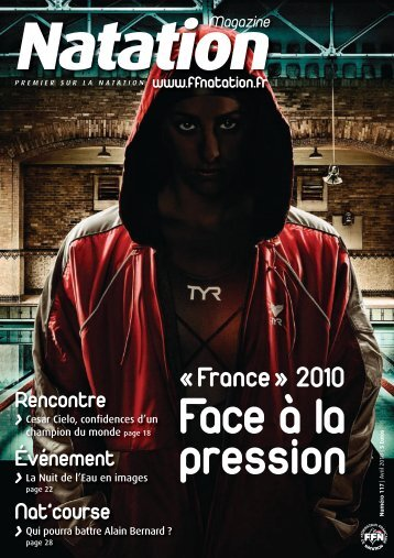 Natation : Goodwill Games à New-York - Fédération Française de ...