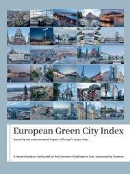 European Green City Index - Siemens