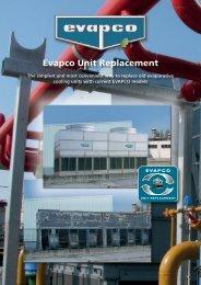 Catalog - EVAPCO Europe NV