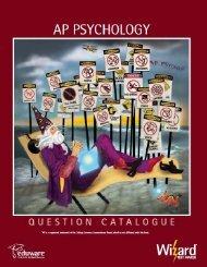 I. History and Developments in Psychology - Eduware