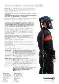 Hełm ochronny z wizjerem SR 580 - Procurator - Page 2