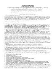 HIPAA Notice of Privacy Practices - Georgia Hormones