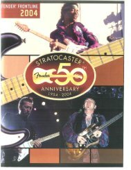 2004 Fender Frontline catalog Front cover to p - Jedistar