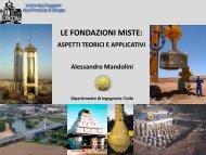 slide 1° parte - Ordine degli Ingegneri della Provincia di Bologna