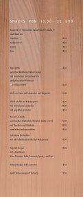 snAcks UnD Getränke - Tagwerk Sundern - Seite 2