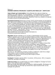 Referat generalforsamling 11-03-2008 - Albertslund Rideklub