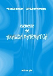 Elemente de analiza matematica - PIM Copy