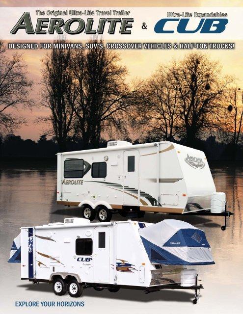 2009 Aerolite-Cub Brochure indd - Dutchmen RV