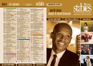 world class music & entertainment - Doczine