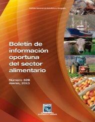 BoletinAlimentarioMar13 - Financiera Rural