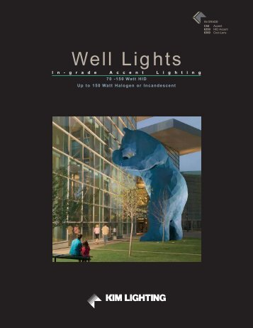 Well Lights - Kim Lighting