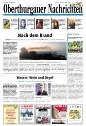 Sonntag, 26.August 2012, 10 – 17 Uhr -  Aktuelle Ausgabe
