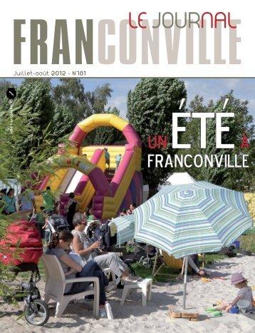 Juillet - Août 2012 - Franconville