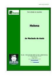 Machado de Assis – Helena - Mensagens com Amor