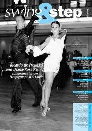 Ricardo de Freitas und Diana-Rosa Reinig - Deutscher ...