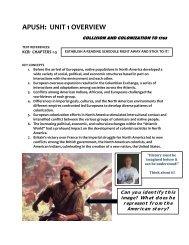 APUSH Unit IV Identifies pdf