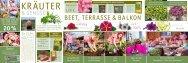 Beet, terrasse & BalKon - Blumen Peschl