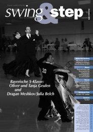 Bayerische S-Klasse - Deutscher Tanzsportverband eV