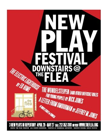 EL PROGRAM - The Flea Theater